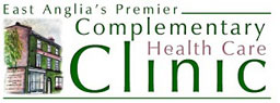 East Anglia's Premier Complementary Health Care Clinic Logo